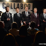 OIC - ENTSIMAGES.COM - Collabro of Collabro perform at Sony in Kensington  London 22nd April 2015 Photo Mobis Photos/OIC 0203 174 1069