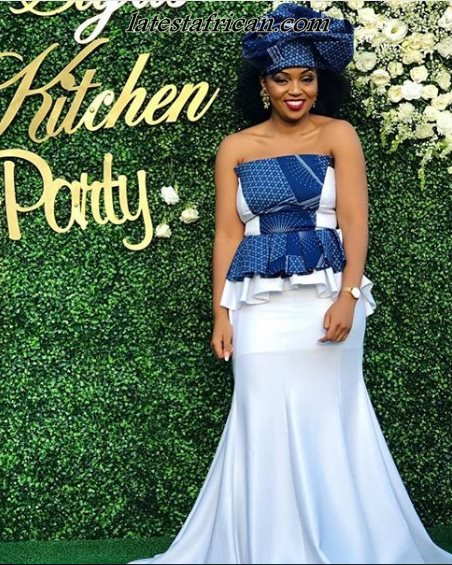 Latest Shweshwe Dresses 2019 South African Dresses Styles