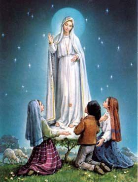 Phép Lạ Đức Mẹ Fatima