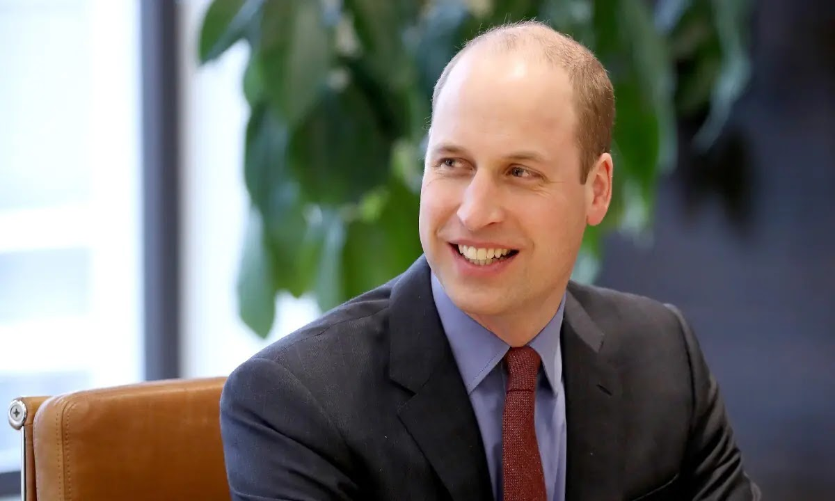 Prince William's down-to-earth letter to former Royal Marine after Arson Attack