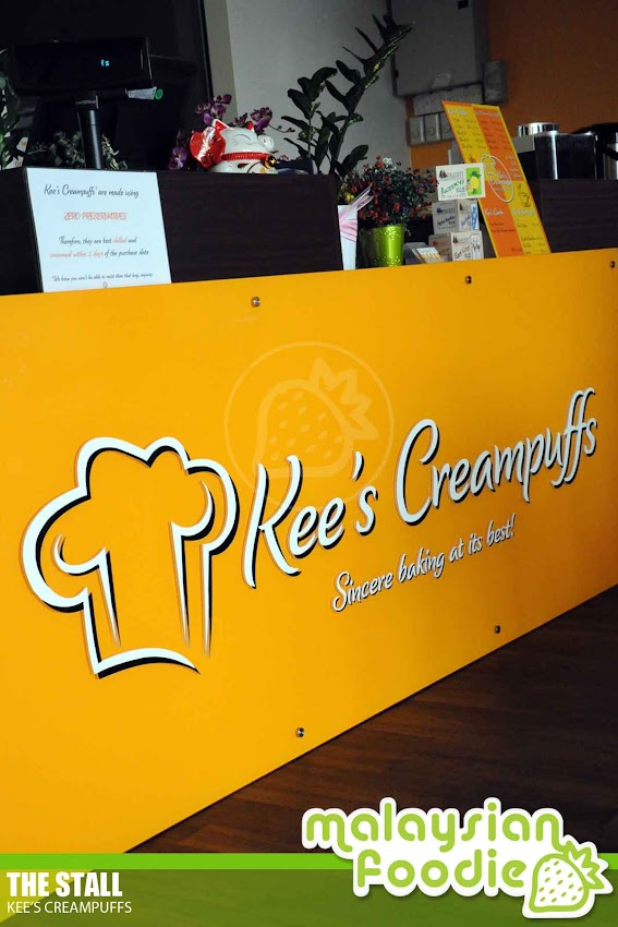 KEES CREAMPUFF, SUBANG BUSINESS CENTRE