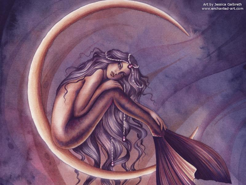 Mermaid Dreams, Mermaids