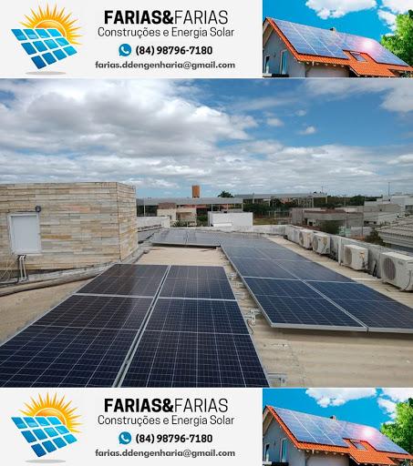 Farias e Farias e construções Energia Solar
