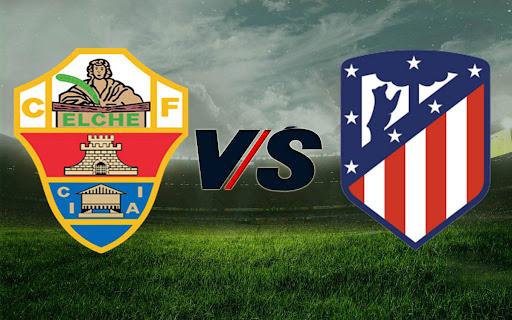 موعد مباراة أتلتيكو مدريد وإلتشي في الدوري الإسباني اليوم الأحد 22-8-2021 والقناة الناقلة