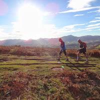 Balisage Senpereko trail 22 dec 2013