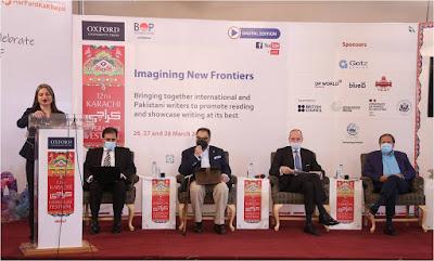 12th Karachi Literature Festival Goes Virtual