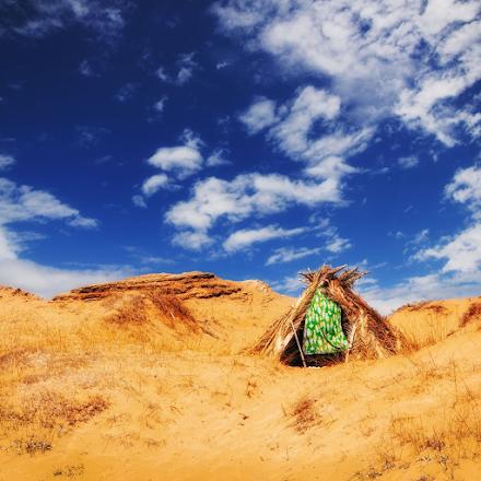 Ισσός Κέρκυρα : η παραλία του Ιονίου που μοιάζει με την έρημο Σαχάρα
