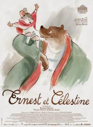 Tình Bạn Khác Loài - Ernest et Célestine 2014