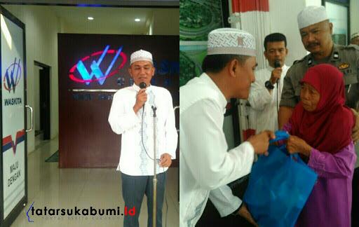PT Waskita Karya Buka Puasa Bersama Anak Kesayangan Rasul di Sukabumi
