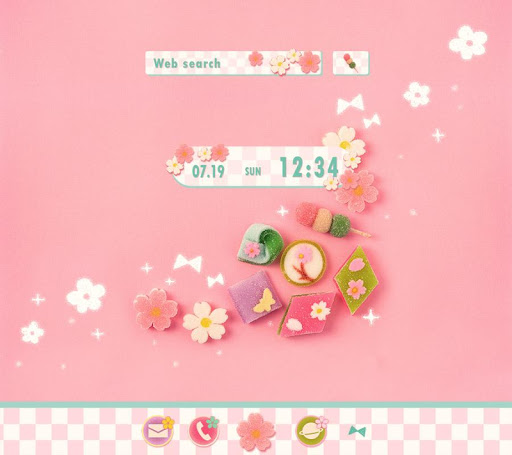 Cute Theme-Japanese Treats- 1.0.0 Windows u7528 1