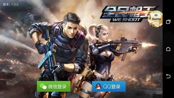 We Shoot - Game bắn súng trên Mobile
