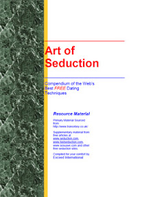 Cover of Tranceboy's Book Web The Art Of Seduction