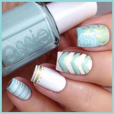 cute simple nail designs trend for 2016