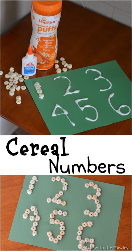 Cereal Numbers-1