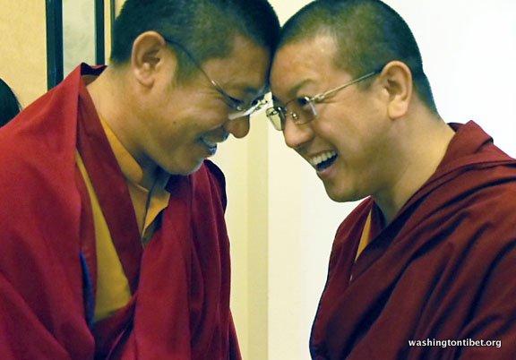 Tibetan Audience with HH Dalai Lama/HH Sakya Trizins Teaching in Portland, OR. - 47-cc%2BP5120061%2BC72.JPG
