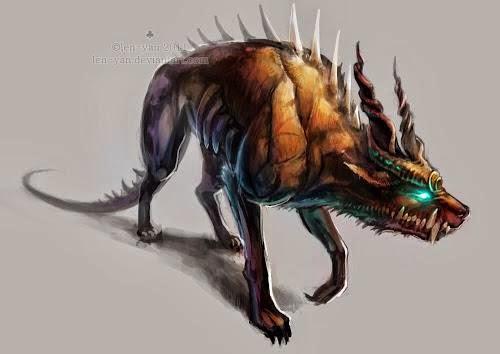Frightful Fridays Runehound