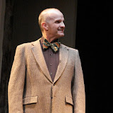 """Marty O'Connor in """"Universal Language"""" as part of THE IVES HAVE IT - January/February 2012.  Property of The Schenectady Civic Players Theater Archive."""