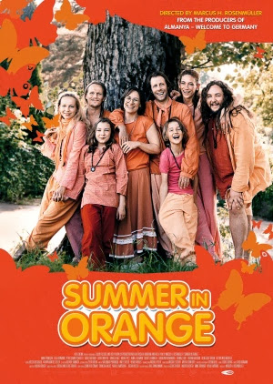 Filme Poster Verão Laranja WEB-DL XviD & RMVB Dublado