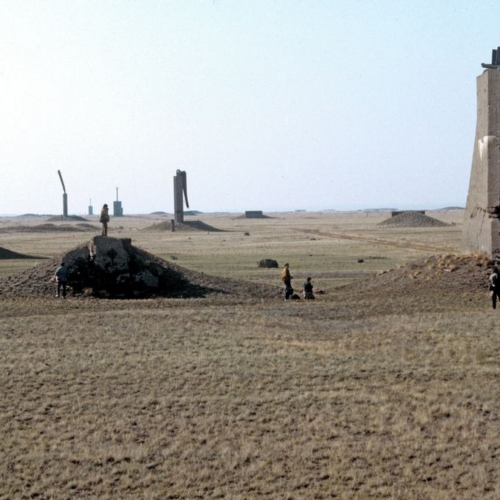 Semipalatinsk Nuclear Test Site