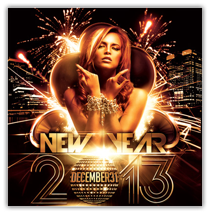 3 VA New Year Paradise (2013)