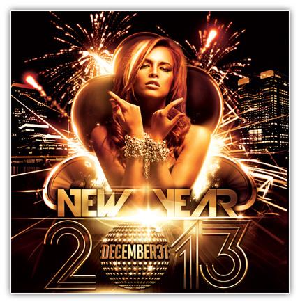 3 VA New Year Paradise (2013)