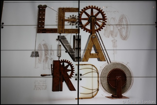 Leonardo da Vinci Mechanics of Genius