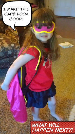 Super Me Backpack Transforms Kids Into a Super Hero