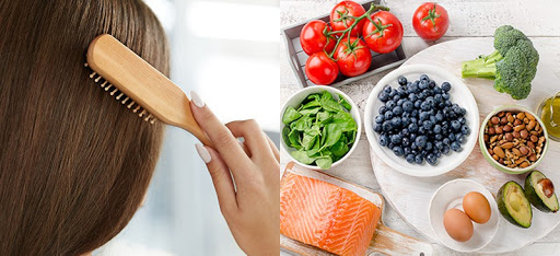 7 Foods for hair fast hair growth and strong hair