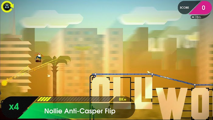 OlliOlli2: Welcome to Olliwood- screenshot