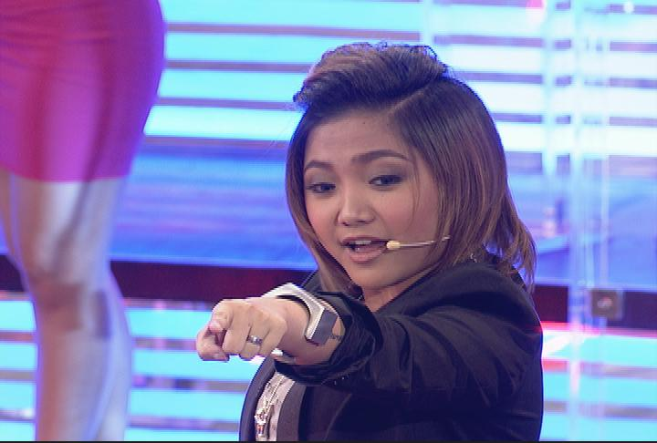 "06/23/12 - ""Kapamilya, Deal Or No Deal"" (Taped Guesting) CHARICE-3"