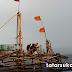 Cuaca Ekstrim Musim Angin Barat, Nelayan Palabuhanratu Paksakan Melaut