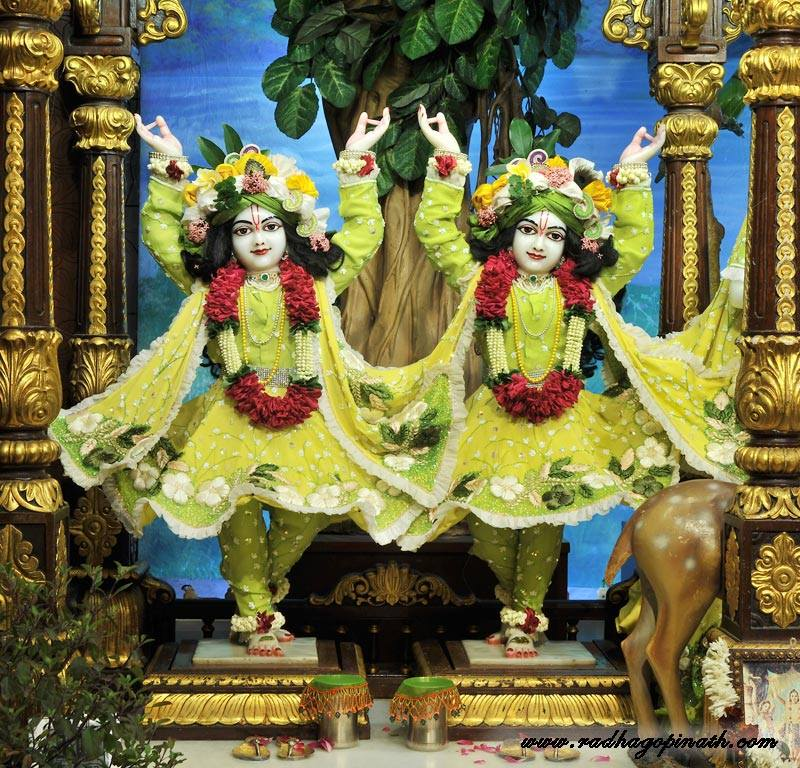 ISKCON Chowpatty Deity Darshan 12 Feb 2016 (10)