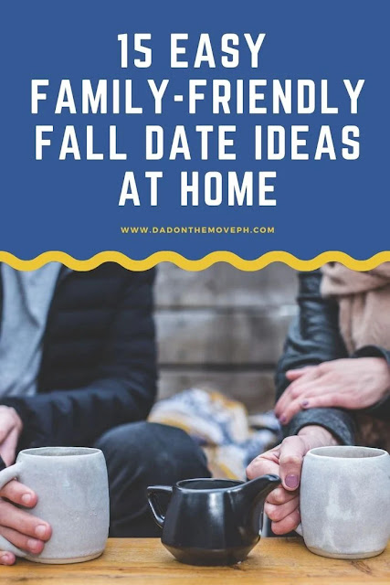 Fall date ideas at home
