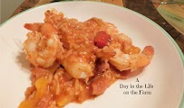 Ham and Shrimp Jambalaya
