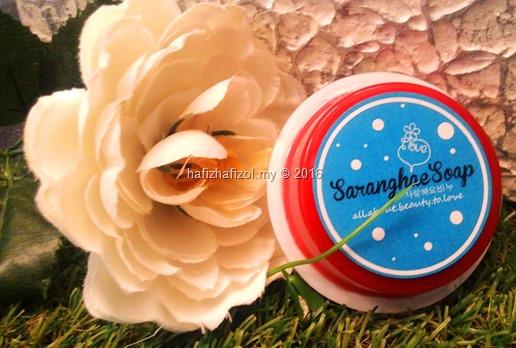 Saranghae Soap-Sabun Untuk Kulit Muka & Badan
