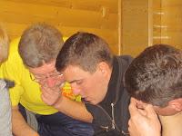 Фоторепортаж с тренинга по ньяса-йоге 12-18 февраля 2012г в Карпатах.733