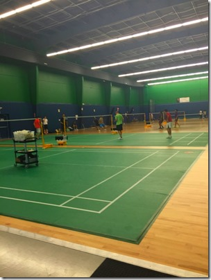 Houston Badminton Center