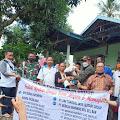 Panca Putra Ganda Grup Peduli Korban Gempa Bumi Majene - Mamuju