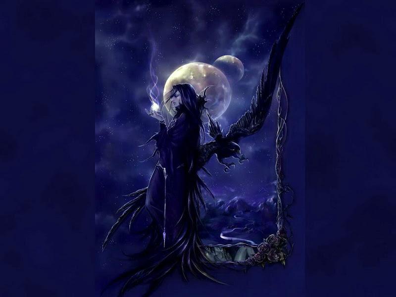 Night Black Magic, Magic And Spells