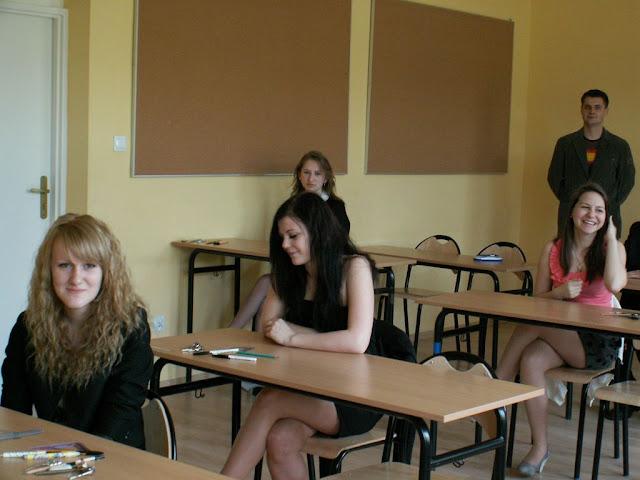 Pierwszy egzamin gimnazjalny w ZS nr 2 w Dukli 2011 - PICT1356_1.JPG