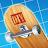 Skate Art 3D logo