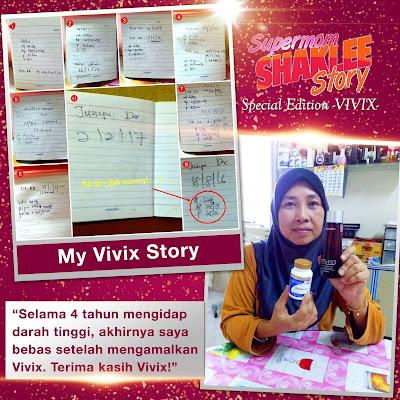 Cara Menurunkan Darah Tinggi Selain Ubat, Vivix, Testimoni Darah Tinggi, Testimoni Vivix, Darah Tinggi, Turunkan baccan darah tinggi, tips menurunkan tekanan darah tinggi, turunkan tekanan darah tinggi dengan vivix, darah tinggi turun selepas amalkan vivix, bacaan darah tinggi menurun selepas amalkan vivix