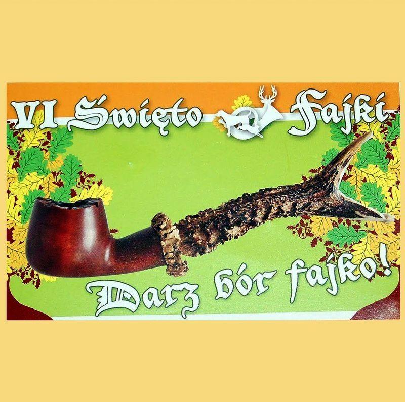 Święto Fajki Przemyśl 2011 - jubileusz firmy Bróg