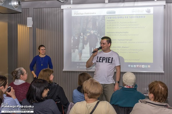 Nasze spotkania podróżnicze o Polsce