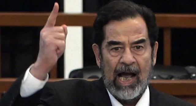 بريطانيا ،  جون ميجور، صدام حسين، الرئيس الأمريكي ، بيل كلينتون، شمال العراق، حربوشة نيوز