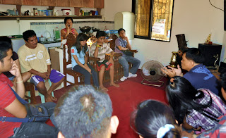 Jonah Gucilla's Family (Quezon City) - March 17