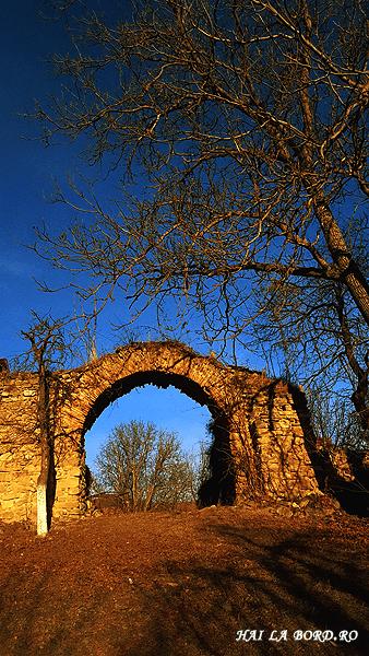 ruina manastire vizantea