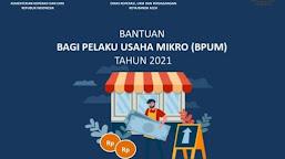 Pemko: Penerima Bantuan Usaha Mikro Tahun 2020 Bisa Ajukan Lagi di 2021, Berikut Syarat dan Link Pendaftarannya