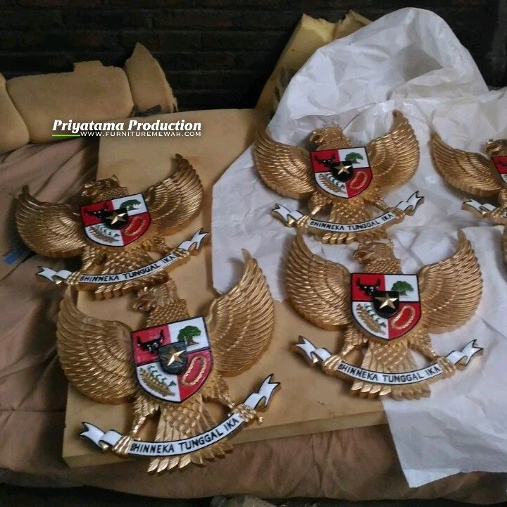 Lambang Negara Patung Garuda Pancasila