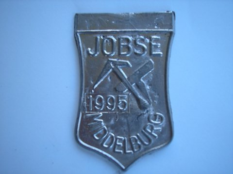 Naam: JobsePlaats: MiddelburgJaartal: 1995